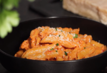 Best Italian Penne Alla Vodka