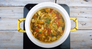 Weight Watchers Cabbage Soup Recipe