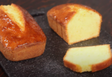 vanilla pound cake recipe